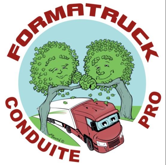 Logo FORMATRUCK - partenaire de SMACL Assurances
