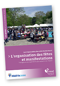 Illustration guide organisation des manifestations