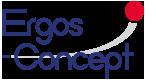 Logo Ergos Concept - partenaire de SMACL Assurances