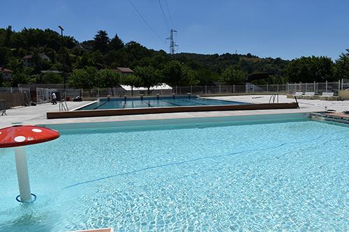 piscine rénovée de decazeville