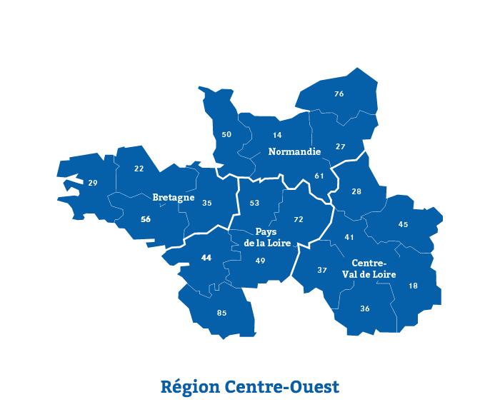 Région Centre-Ouest Région Centre-Ouest - Mandataire de SMACL Assurances 2fd80e4980e8