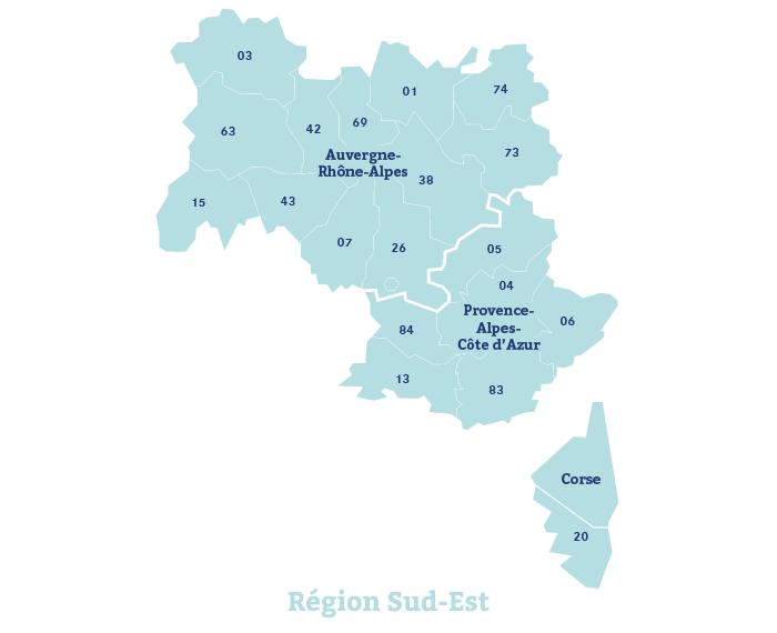 Région Sud-Est Région Sud-Est - Mandataire de SMACL Assurances bc4852272928