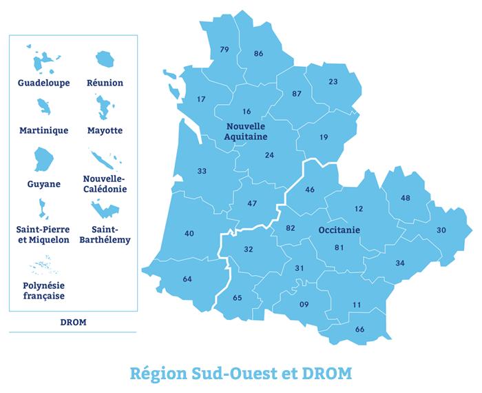 ... Région Sud-Ouest et DROM - Mandataire de SMACL Assurances 17cf493b7ed9