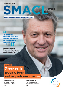 Couverture SMACL Infos n°1