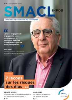 Couverture SMACL Infos n°4