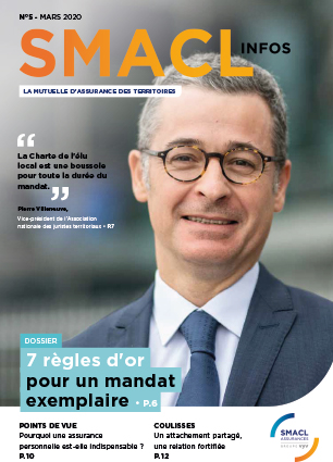 Couverture SMACL Infos n°5