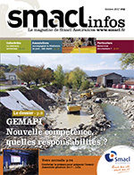 Couverture SMACL Infos 62