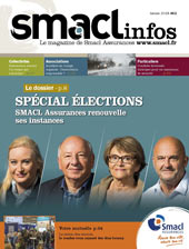 Couverture SMACL Infos 63