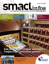 Couverture SMACL Infos 65